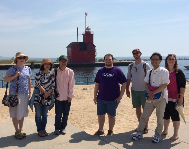 Lake Michigan Trip with JCMU