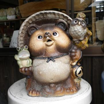 ceramic-tanuki