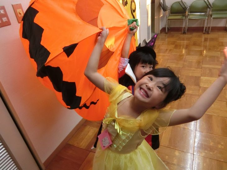 JCMU Family-oriented Halloween party~