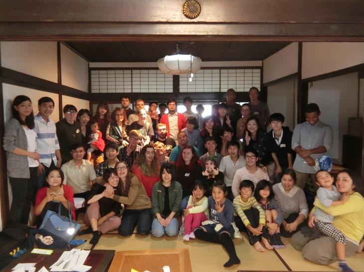 Kumakuma party!