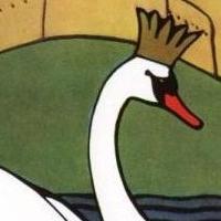 Bilibin_-_Tsarevna_Swan-Bird